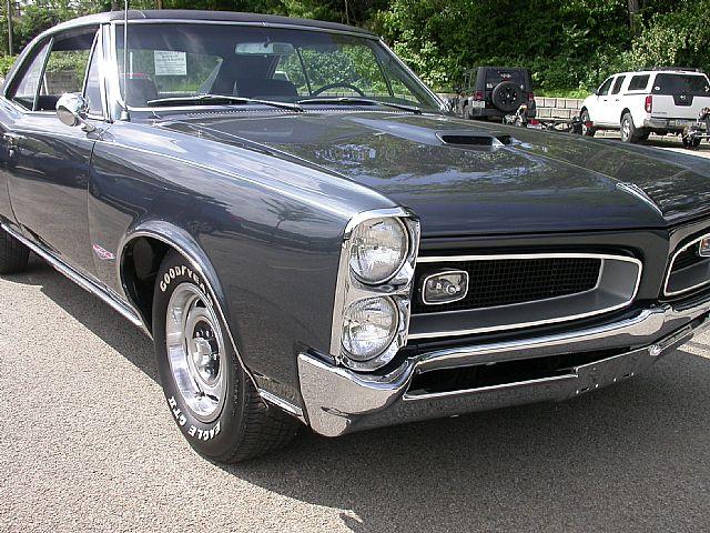 1966 Pontiac GTO For Sale Pittsburgh Pennsylvania