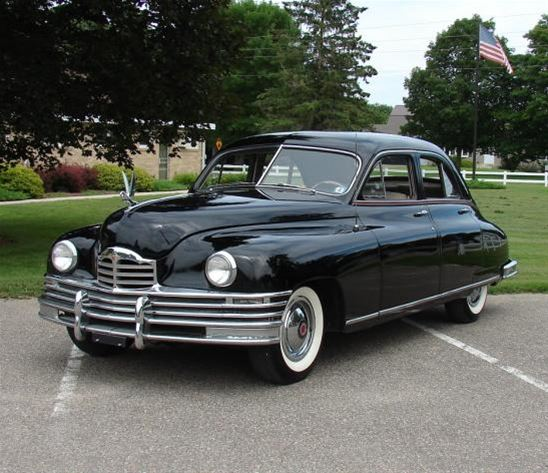 1949 Packard Super Deluxe