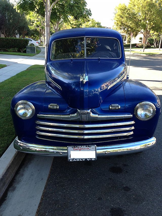 1946 Ford Tudor for sale