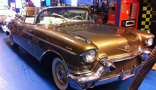 1957 Cadillac Biarritz for sale