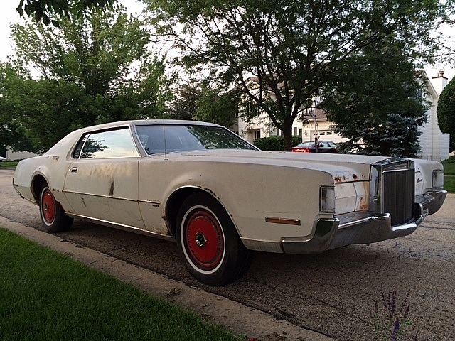 1972 Lincoln Mark IV for sale