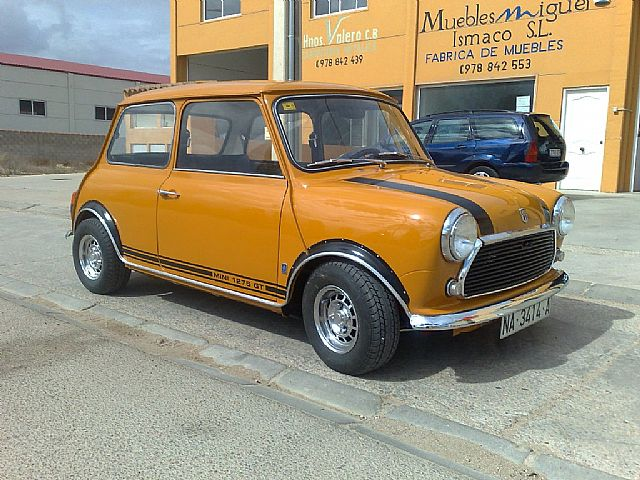 1971 Austin Mini Morris for sale