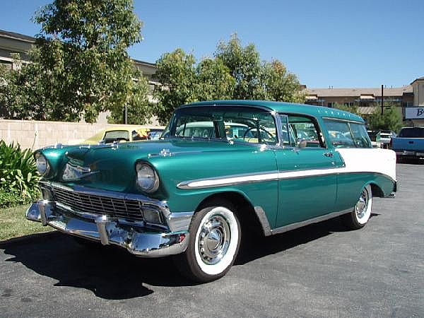 1956 Chevrolet Nomad for sale