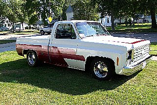 1978 Chevrolet C10 for sale