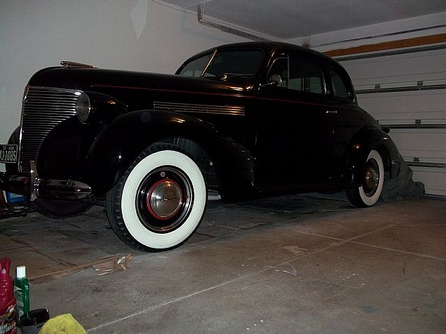 1939 Chevrolet Master Deluxe for sale