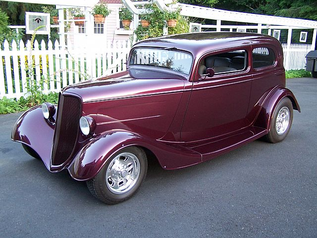 1933 Ford Victoria for sale