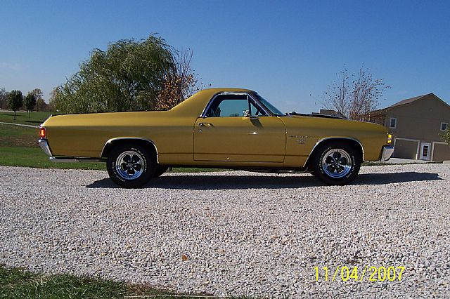 1971 Chevrolet El Camino for sale