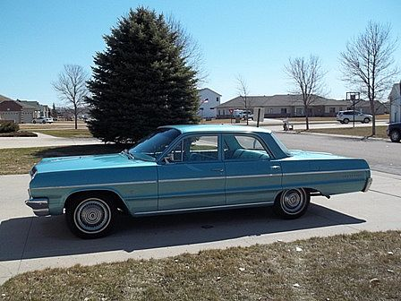 1964 Chevrolet Bel Air for sale