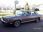 1989 Ford Crown Victoria
