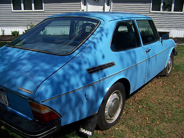 1977 Saab 99GL for sale