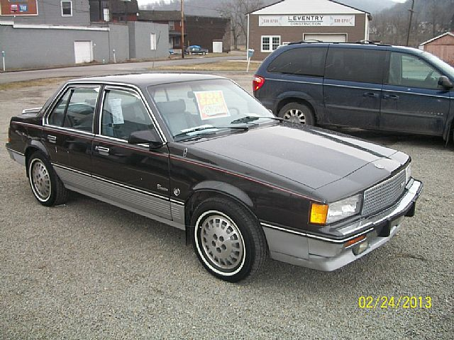 1986 Cadillac Cimarron for sale