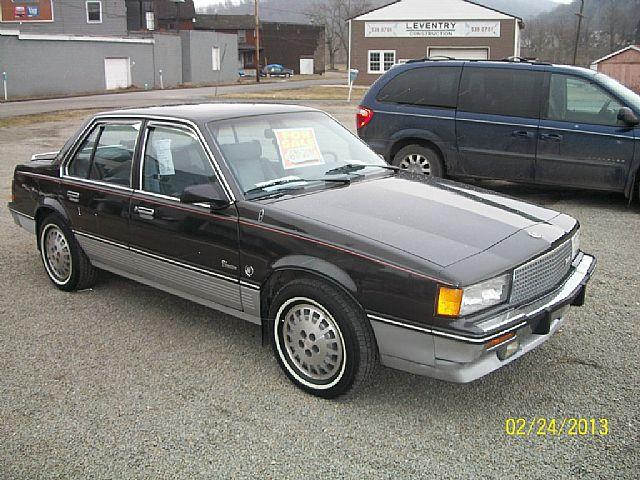 Auto For Sale Johnstown Co: 1986 Cadillac Cimarron For Sale Johnstown, Pennsylvania