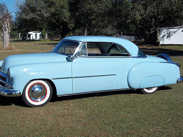 1951 Chevrolet 2 Door for sale