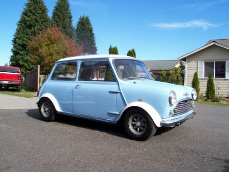 1960 Morris Mini for sale