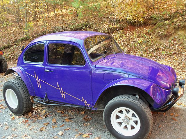 1970 Volkswagen Baja Beetle for sale