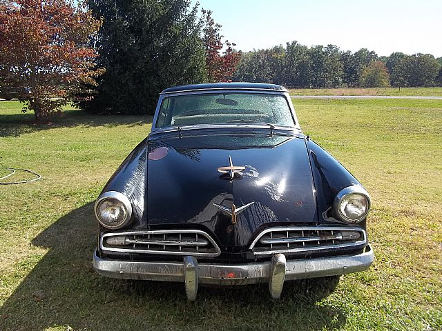 elegant shoes classic shoes genuine shoes 1954 Studebaker Commander For Sale Valley Head, Alabama