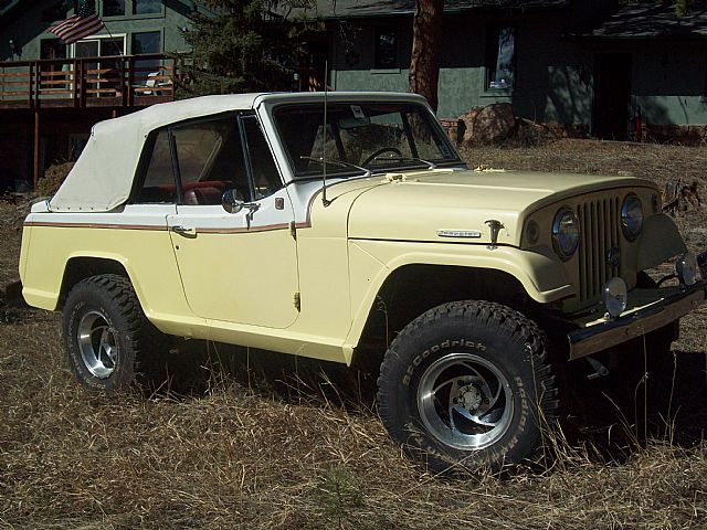 1969 Jeep Jeepster for sale