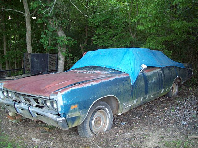 1969 Dodge Polara for sale