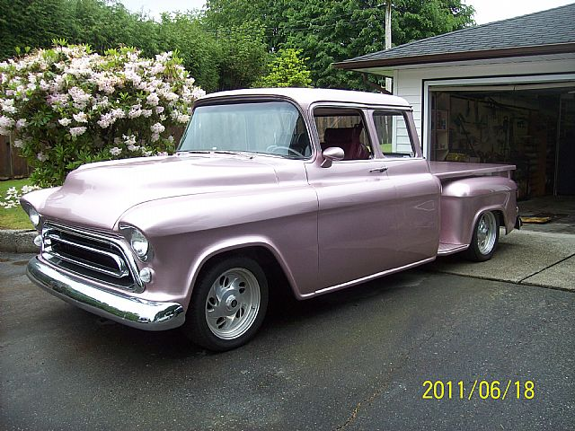 1957 Chevrolet Pickup for sale