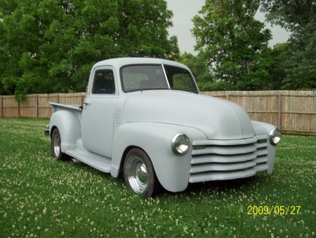 1950 Chevrolet Pickup for sale