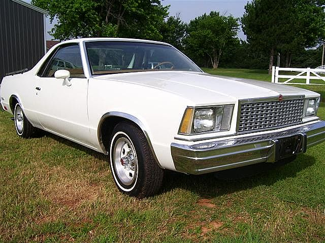 1978 Chevrolet El Camino for sale