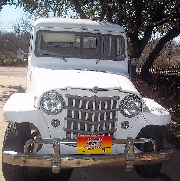 1950 Willys Delivery for sale