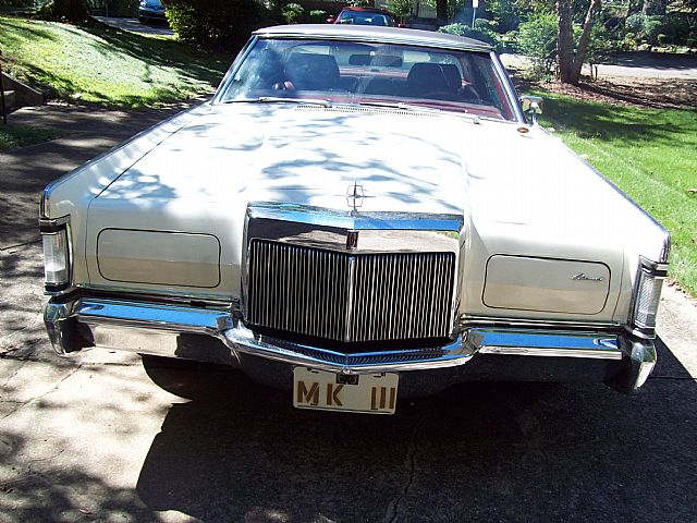 1969 Lincoln Mark III for sale