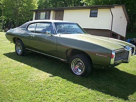 1969 Pontiac Custom for sale