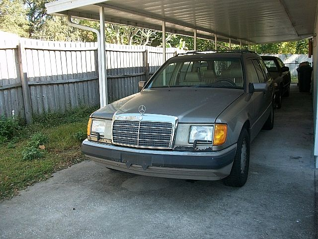 1991 Mercedes 300TE for sale
