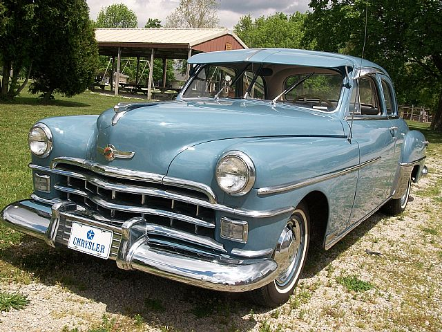 1949 Chrysler 4 Door for sale