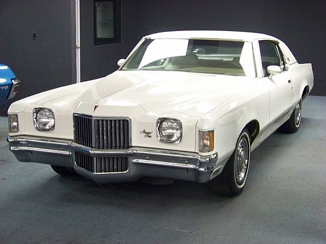 1971 Pontiac Grand Prix for sale