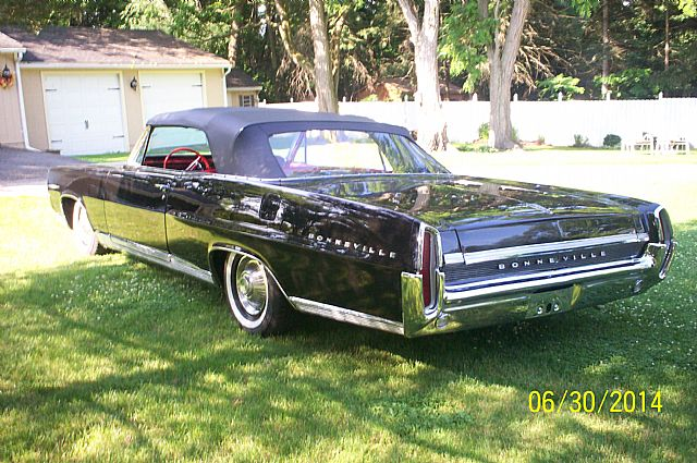 1964 Pontiac Bonneville for sale