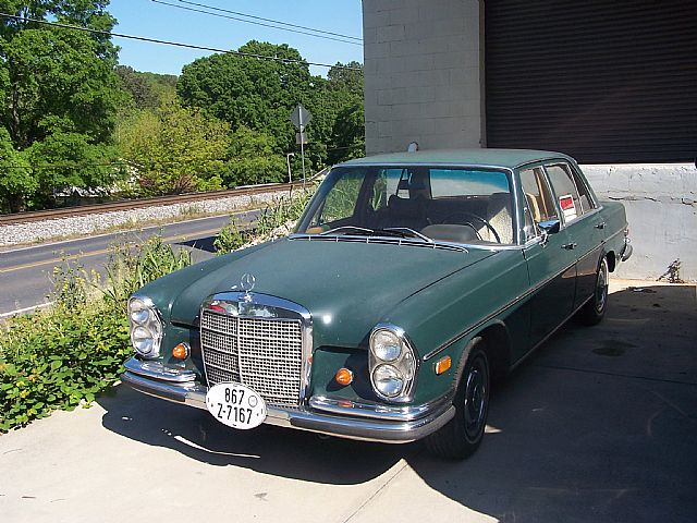 1968 Mercedes 280S for sale
