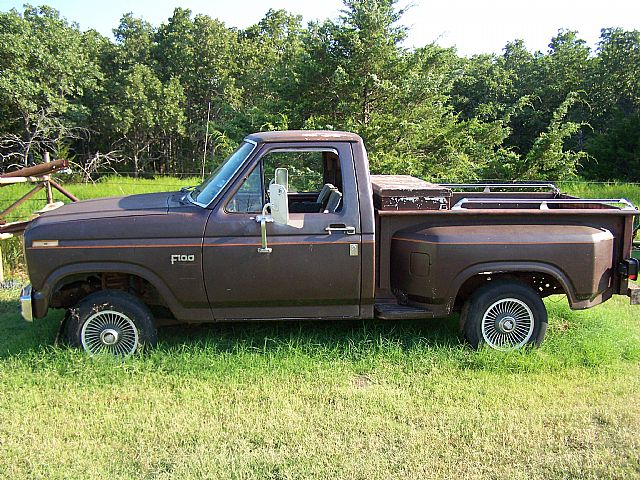 1983 Ford F100 for sale