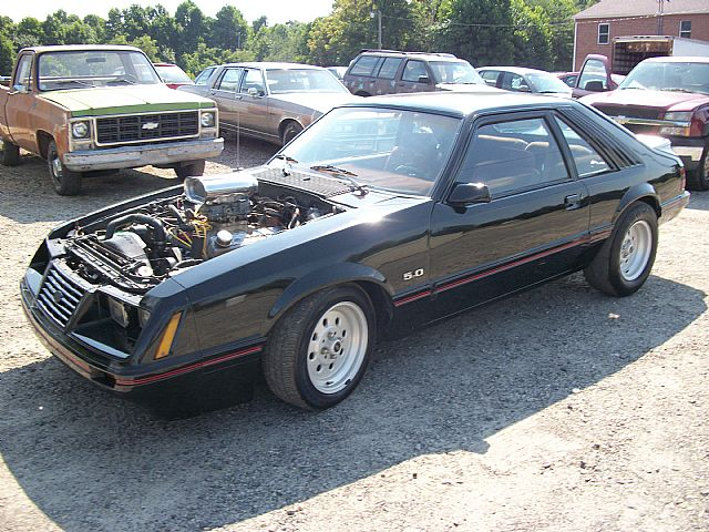 1984 Ford Mustang for sale