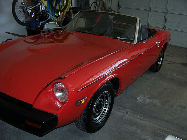 1974 Jensen - Healey Convertible for sale