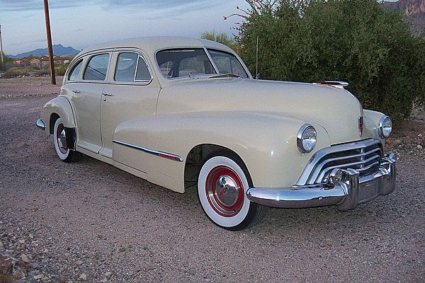 1947 Oldsmobile 4 Door Sedan for sale