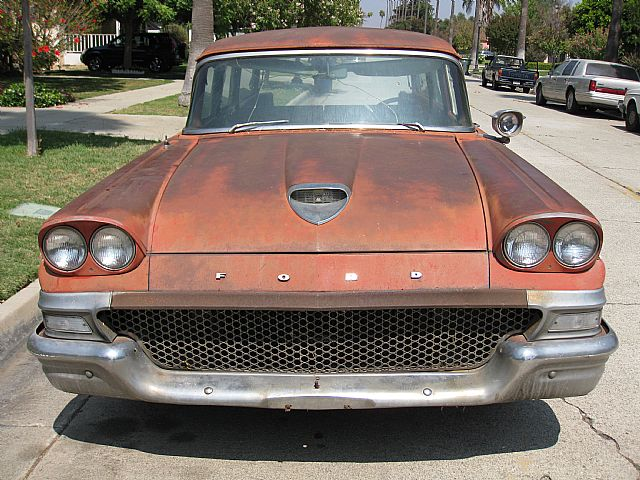 1958 Ford Station Wagon for sale