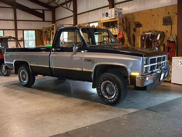 1983 GMC Sierra for sale