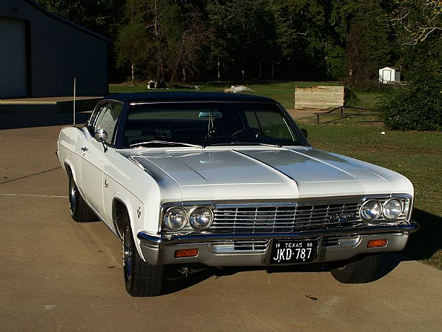 1966 Chevrolet Caprice for sale