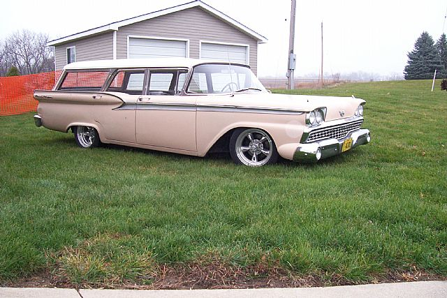 1959 Ford Ranch Wagon for sale