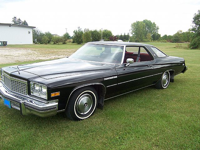 1976 Buick Lesabre For Sale Reedsville Wisconsin