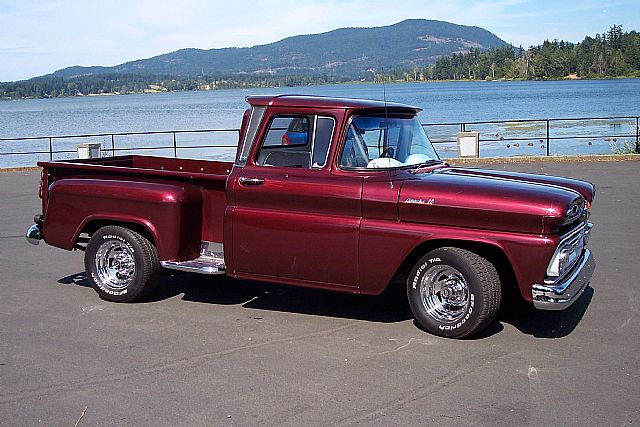 1961 Chevrolet Apache for sale