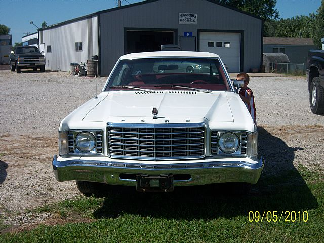 1975 Ford Granada for sale