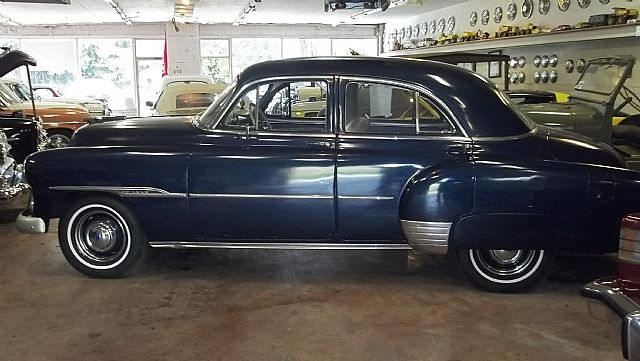 1951 chevrolet deluxe for sale oliver springs tennessee for 1951 chevy deluxe 4 door for sale