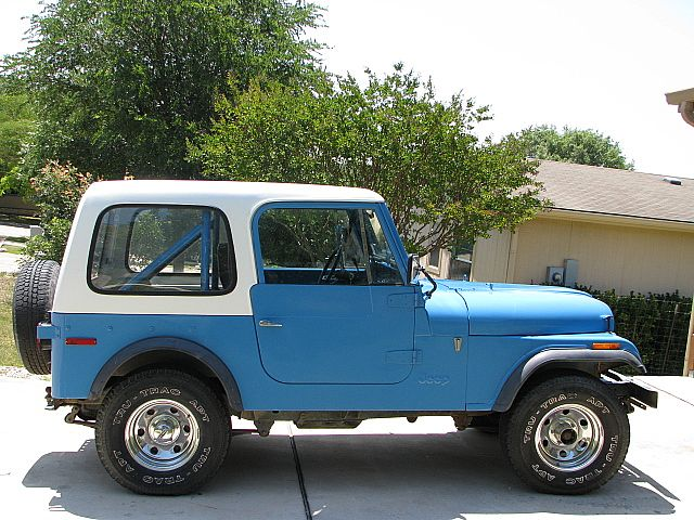 Cj7 Jeep For Sale In Texas
