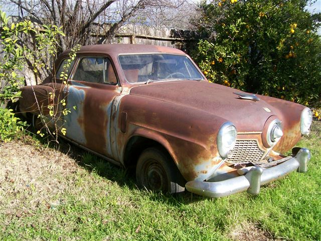 1951 Studebaker Champion for sale