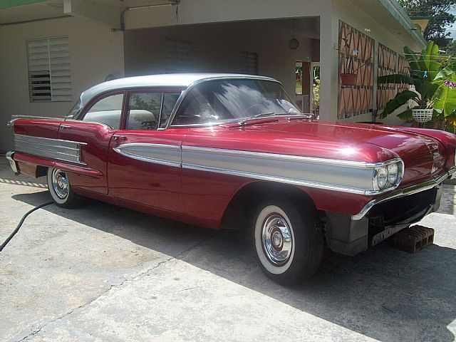 1958 Oldsmobile 88 for sale