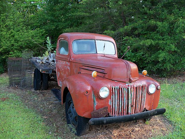 1947 Ford Flatbed for sale