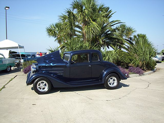 1935 Chevrolet Coupe for sale
